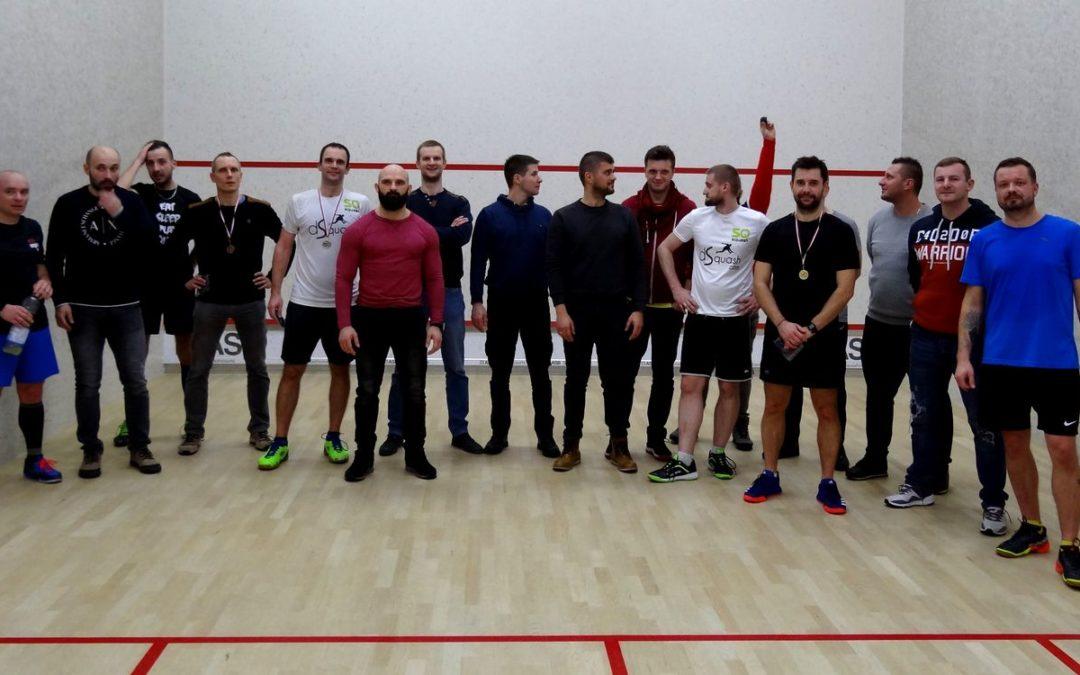 Turniej Klubowy #1 – OPEN, turniej kategorii B+