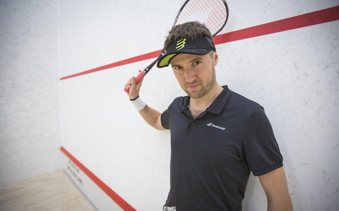 LEVEL UP – squash camp z Przemkiem Atrasem