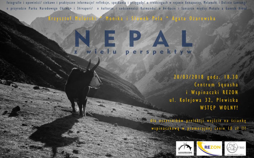"""""""Nepal z wielu perspektyw"""""""
